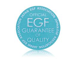 EGF協会認定シール
